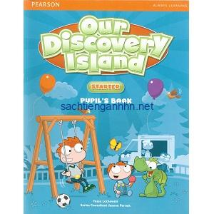 Our Discovery Island Starter Pupil's Book