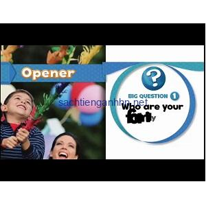 Oxford Discover 1 Big Question DVD1 Video