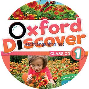 Oxford Discover 1 Class CD