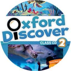 Oxford Discover 2 Class CD
