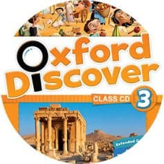 Oxford Discover 3 Class CD 1