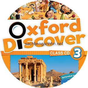 Oxford Discover 3 Class CD