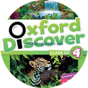 Oxford Discover 4 Class CD