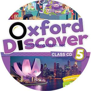 Oxford Discover 5 Class CD 2