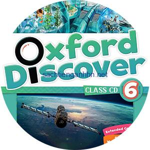 Oxford Discover 6 Class CD 4