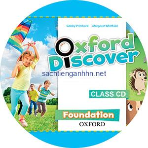 Oxford Discover Foundation Class CD 2