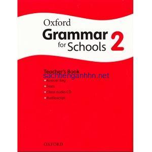 Oxford Grammar for Schools 2 Teacher's Book pdf ebook