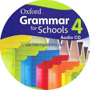 Oxford Grammar for Schools 4 Audio CD 1