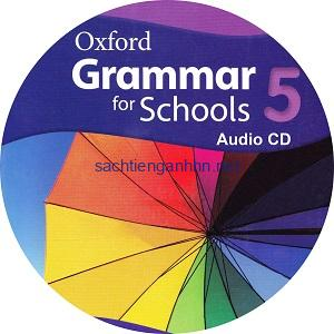 Oxford Grammar for Schools 5 Audio CD 2