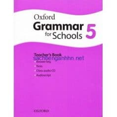 Oxford Grammar for Schools 5 Teacher's Book pdf ebook