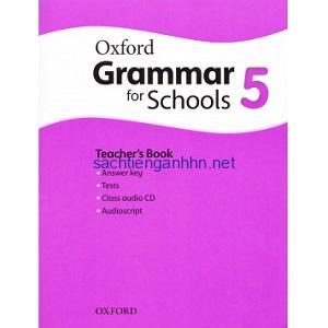 Oxford Grammar for Schools 5 Teacher's Book pdf ebook