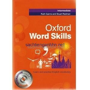 Oxford Word Skills Intermediate Book