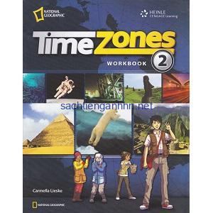 Time Zones 2 Workbook