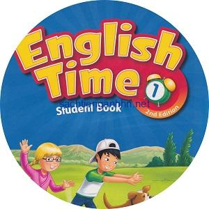 English Time 1 2nd Class Audio CD
