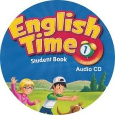 English Time 1 2nd Student Audio CD