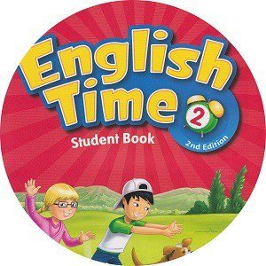 English Time 2 2nd Class Audio CD 2