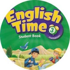 English Time 3 2nd Class Audio CD