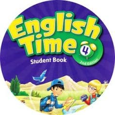 English Time 4 2nd Class Audio CD 1