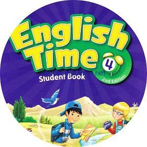 English Time 4 2nd Class Audio CD
