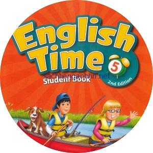 English Time 5 2nd Class Audio CD