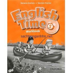 English Time 5 Workbook 2nd Edition