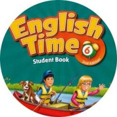 English Time 6 2nd Class Audio CD