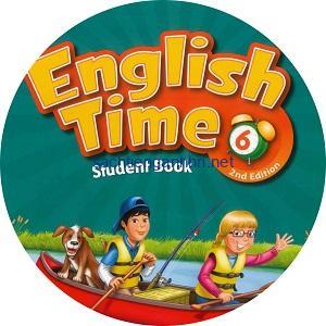 English Time 6 2nd Class Audio CD