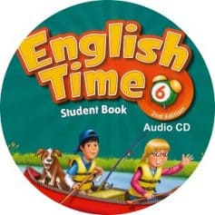 English Time 6 2nd Edition Student Audio CD