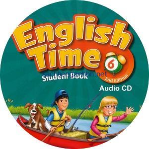 English Tim 6 2nd Student Audio CD