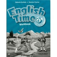 English Time 6 Workbook 2nd Edition
