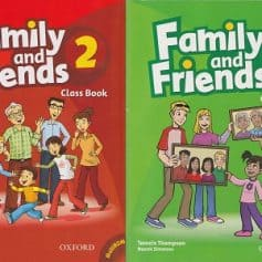 Family and Friends 2 - 6 Class Book Workbook
