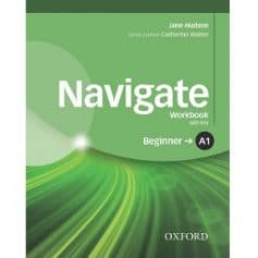 Navigate Beginner A1 Workbook with key