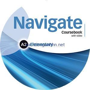 Navigate Elementary A2 Coursebook Audio CD