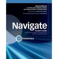 Navigate Elementary A2 Teacher's Guide