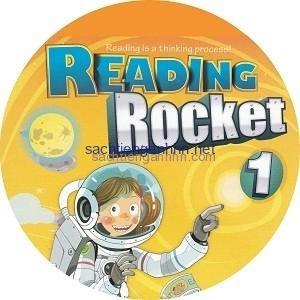 Reading Rocket 1 Audio CD