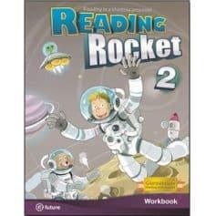 Reading Rocket 2 Workbook