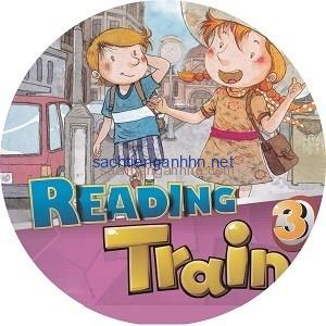 Reading Train 3 Audio CD
