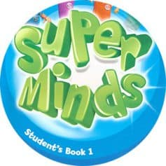 Super Minds 1 Audio CD 2