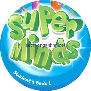 Super Minds 1 Audio CD 3