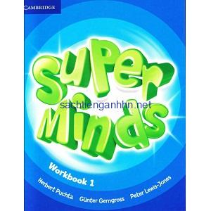 Super Minds 1 Workbook