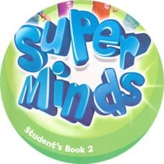Super Minds 2 Audio CD 2