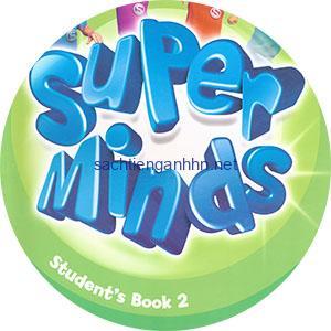 Super Minds 2 Audio CD
