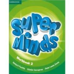 Super Minds 2 Workbook