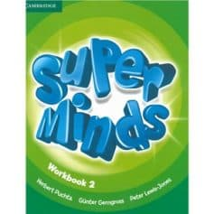 Super Minds 2 Workbook