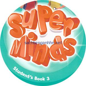 Super Minds 3 Audio CD 3