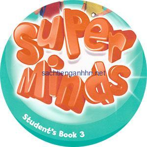 Super Minds 3 Audio CD 3