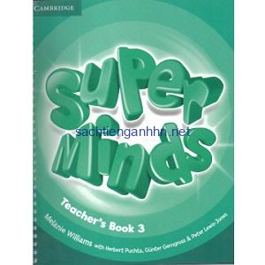 Super Minds 3 Teacher's Book
