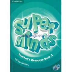 Super Minds 3 Teacher's Resource Book