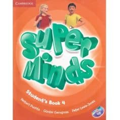Super Minds 4 Student's Book