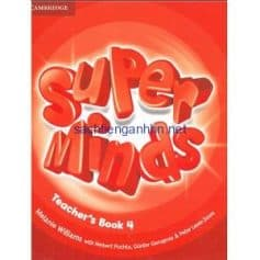 Super Minds 4 Teacher's Book